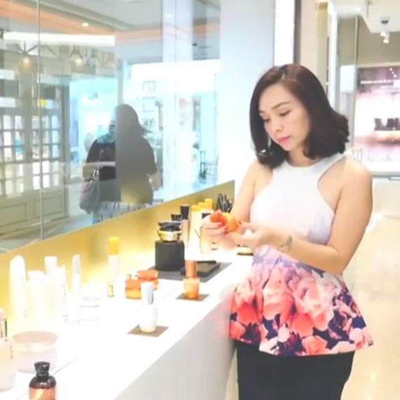 sulwhasoo Singapore - 50 Year Ginseng Research: Maddy Barber - Promotional Video and Facebook App
