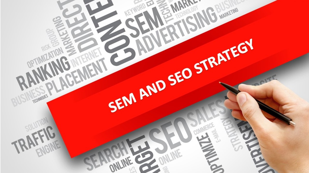 If you want to be savvy in online marketing, know the difference between digital marketing strategies SEM and SEO | IH Digital