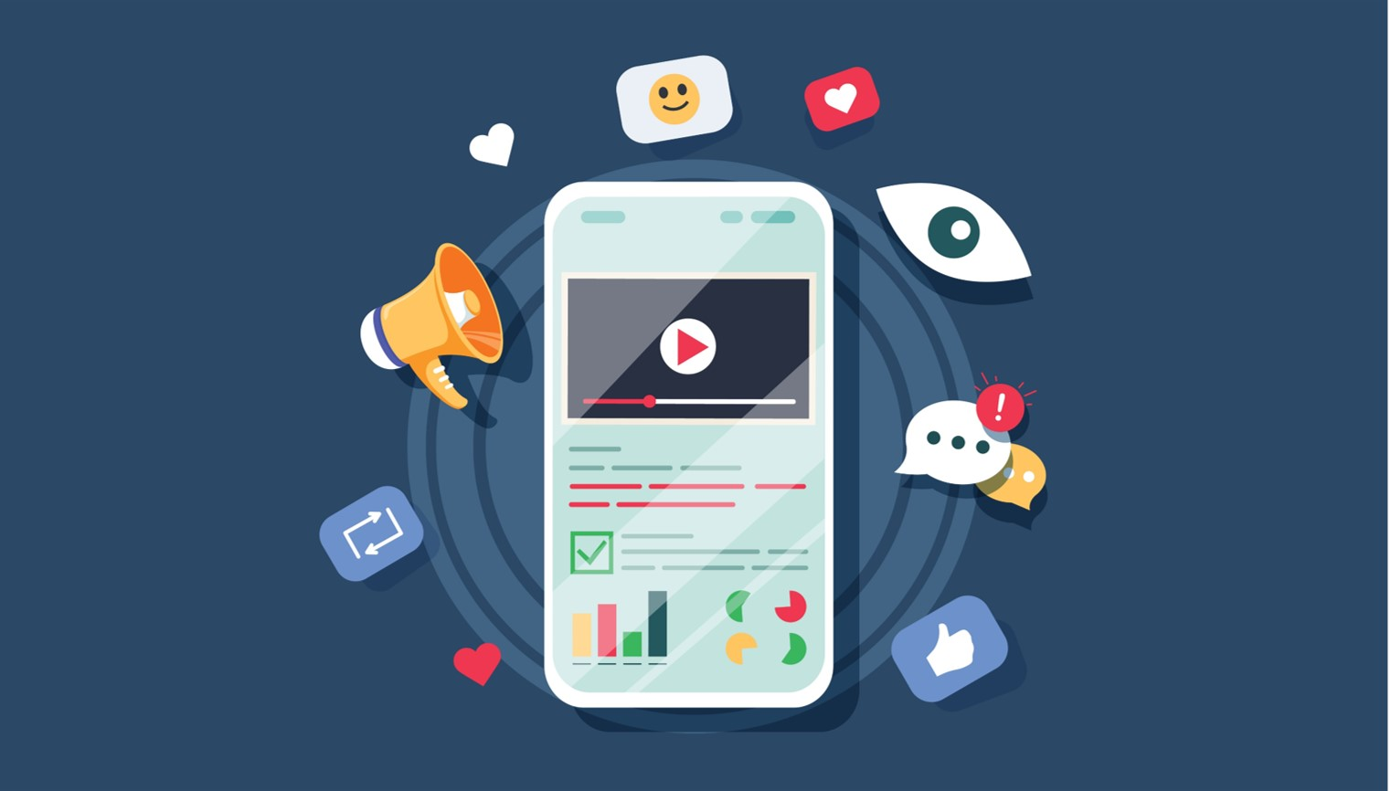 Video marketing is your next thing! | Social media trend
