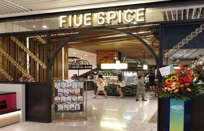 Five Spice Singapore | Food Content Marketing