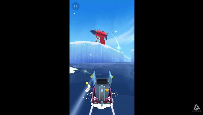 航海英雄遊戲畫面