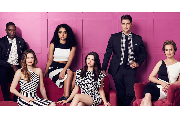 the cast of the bold type on freeform
