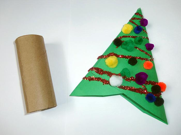Christmas Tree Decoration Crafts