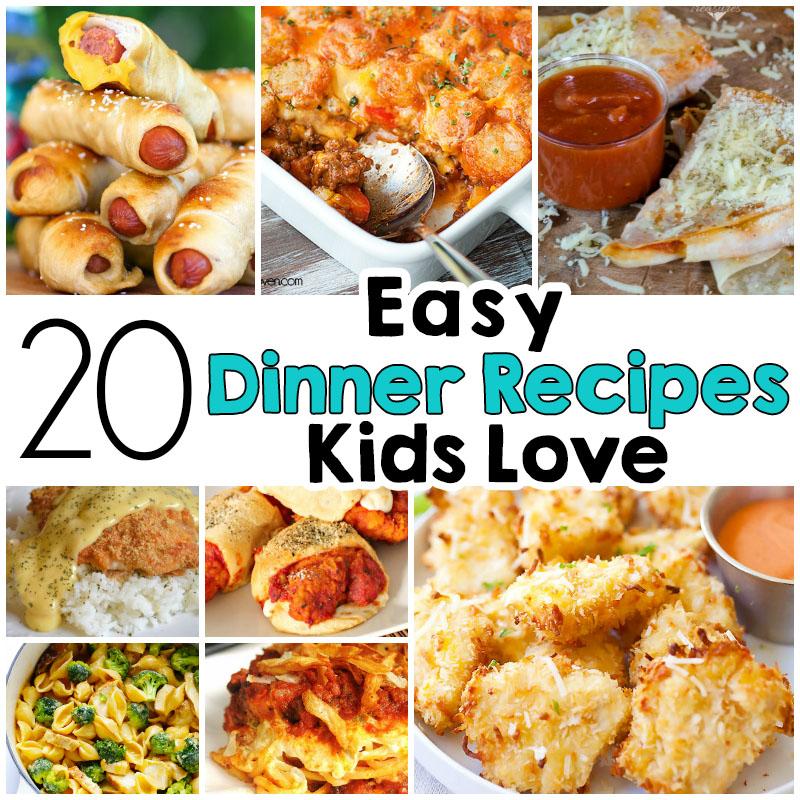 Easy Cook Food Dinner