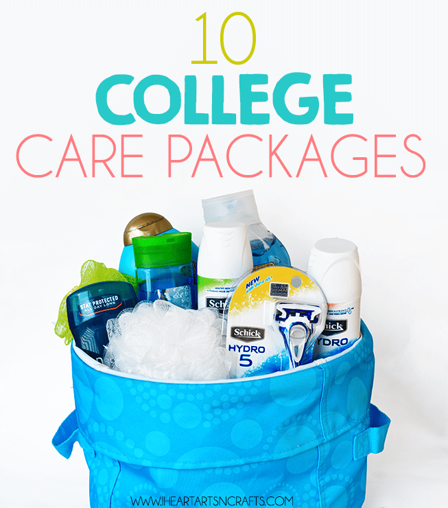 10 ideas for college