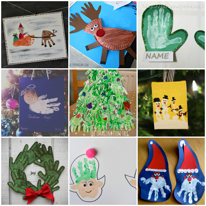 Diy Christmas Crafts Kids