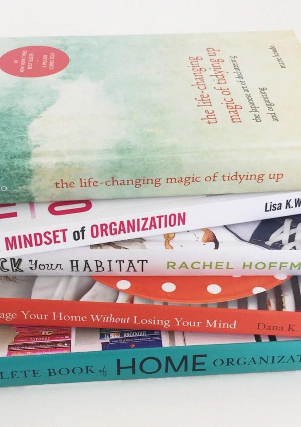 5 Books on Organization – An Honest Review