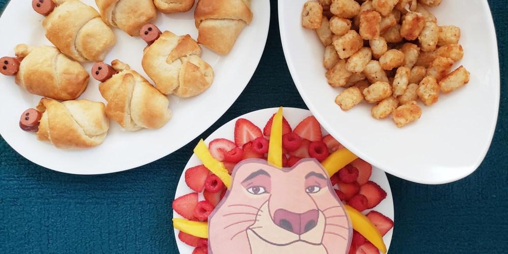 Lion King Picnic