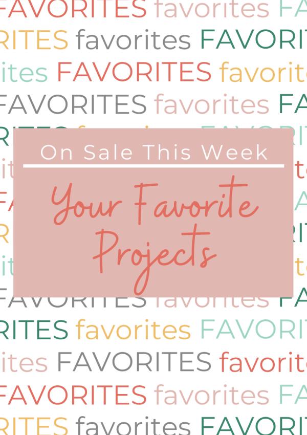 Home Organization Favorites On Sale
