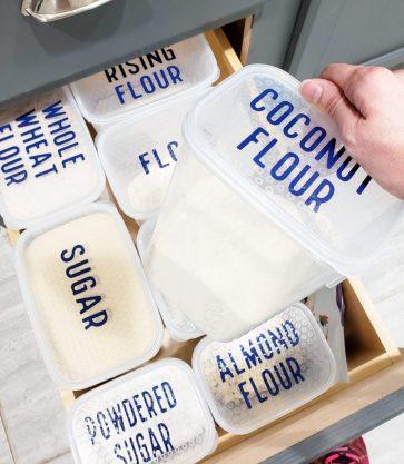 Dry Goods Storage