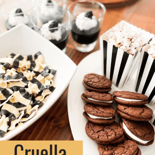 Cruella Picnic Movie Night