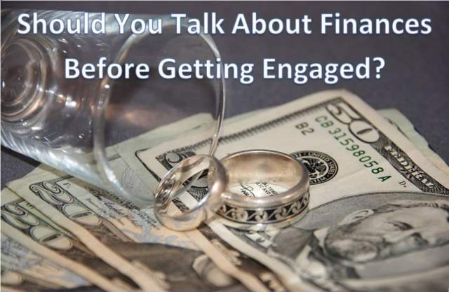Finances Before Getting Engaged