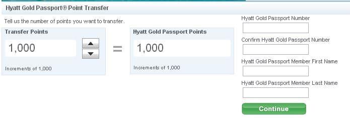 Hyatt Transfer 2