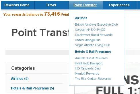 Hyatt Transfer