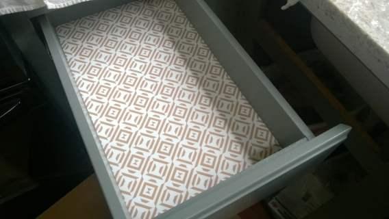 New Shelf Liner