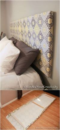 DIY Headboards - 40 Cheap and Easy DIY Headboard Ideas - I ...