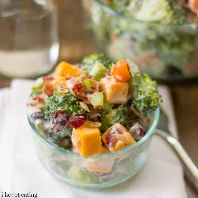 Broccoli Salad 1