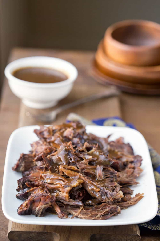 Crock Pot Balsamic Beef Recipe