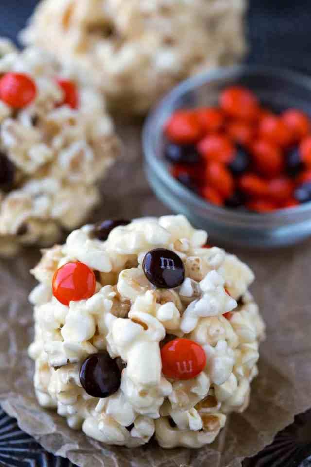Easy Popcorn Ball Recipe