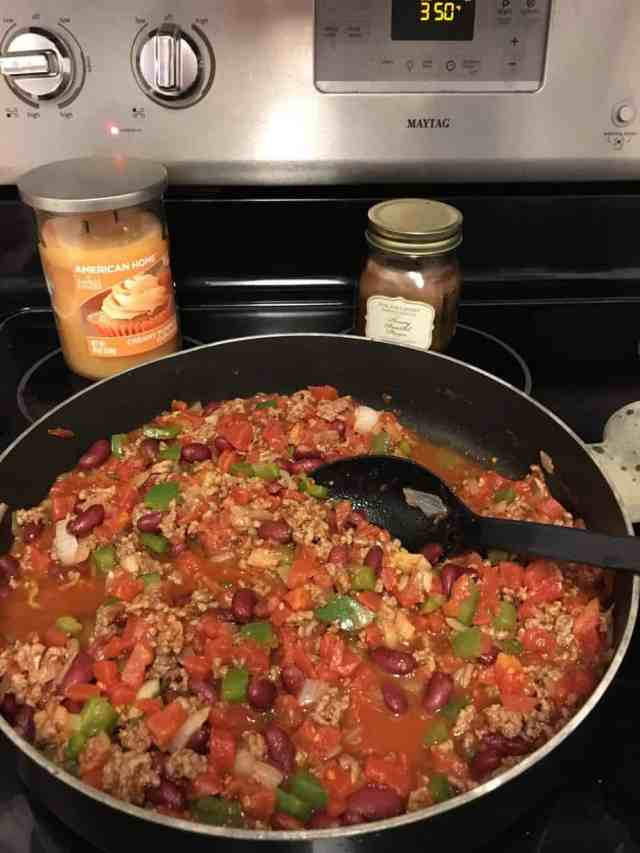 Cheap Meals - Budget Chili - Healthy and Yummy
