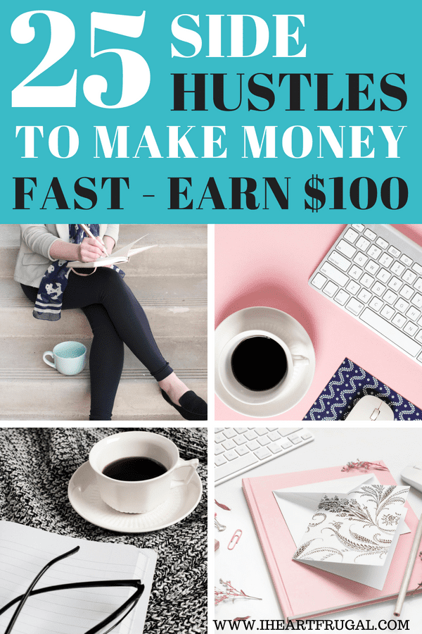 How to Make Money Fast - Earn over $100 this weekend