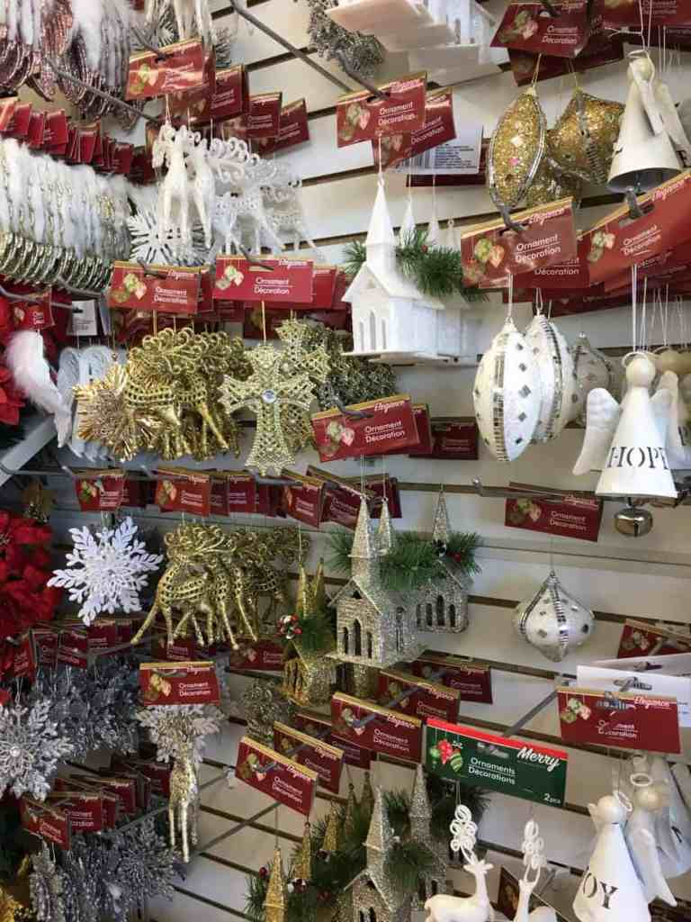 Dollar Tree Christmas Decorations.Dollar Store Christmas Decorating Ideas Various Tree
