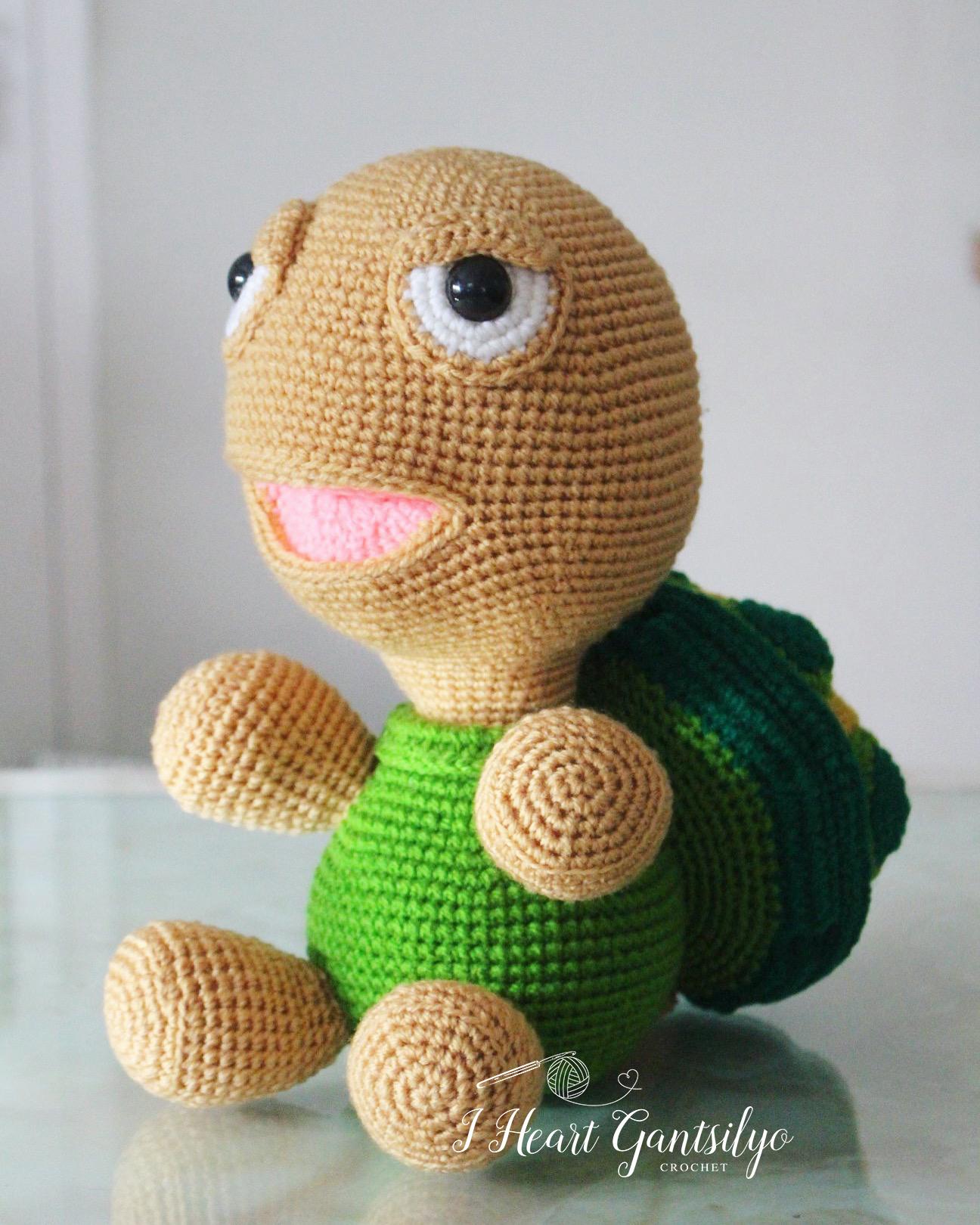 Amigurumi Turtle Free Pattern – EN – Free Amigurumi | 1620x1296