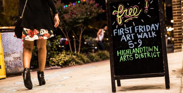 Highlandtown Friday Art Walk April 6