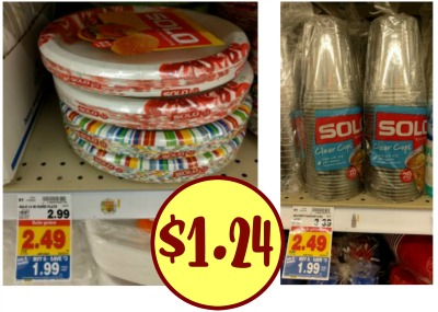 new-solo-catalina-cups-plates-as-low-as- & New Solo Catalina - Cups u0026 Plates As Low As $1.24 At Kroger In The ...