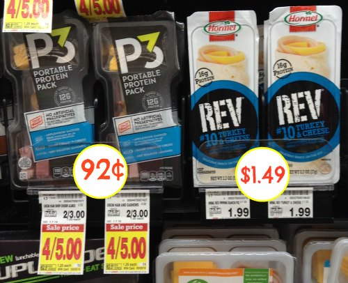 P3 protein pack coupons