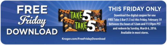 free-friday-download-219-take-5-bar-