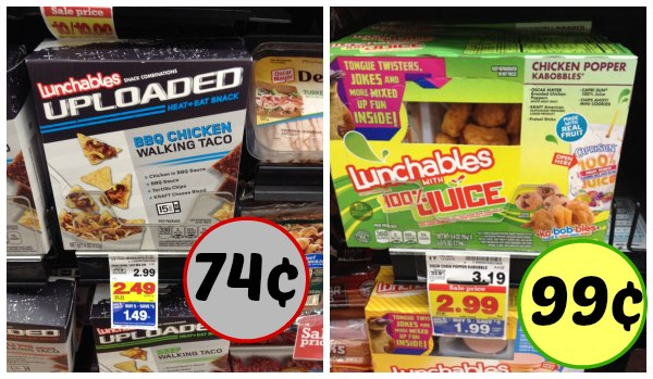 Lunchables uploaded sweepstakes