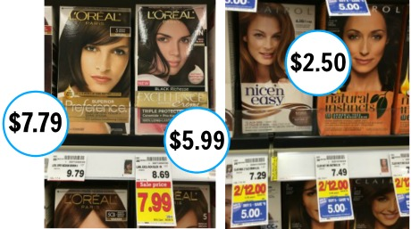 L Oreal Age Defy Hair Color Coupons