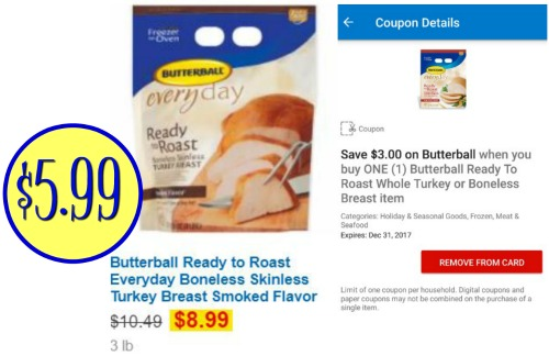 Butterball Printable Coupons 2018