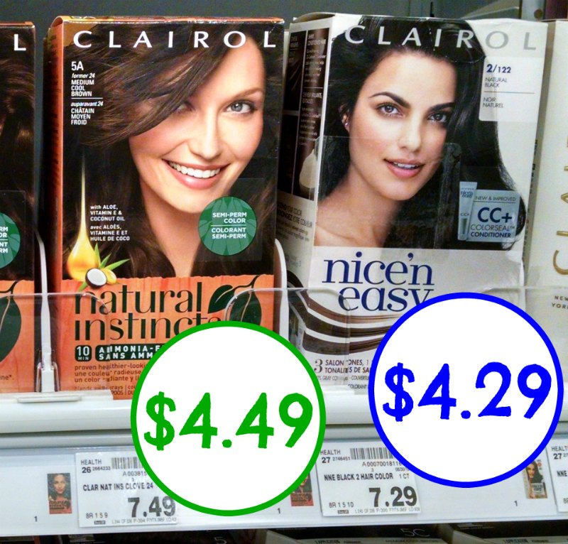 High Value Clairol Coupons To Print