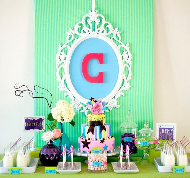 Sweet 16 Decoration Ideas Home Party Guide To Plan A Perfect Birthday