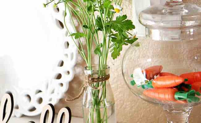Spring Decorating Ideas Time To Spring I Heart Nap Time