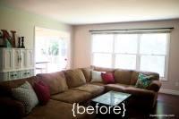 30 day living room makeover!! - I Heart Nap Time