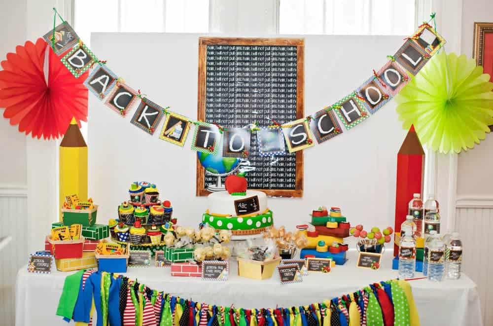 Birthday Decorating Ideas Teens