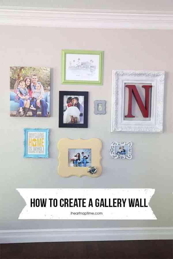 Make Wall - Heart Nap Time