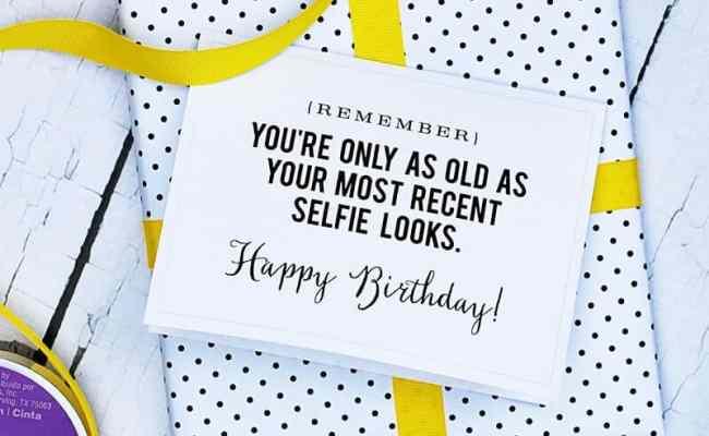 Printable Birthday Cards I Heart Nap Time