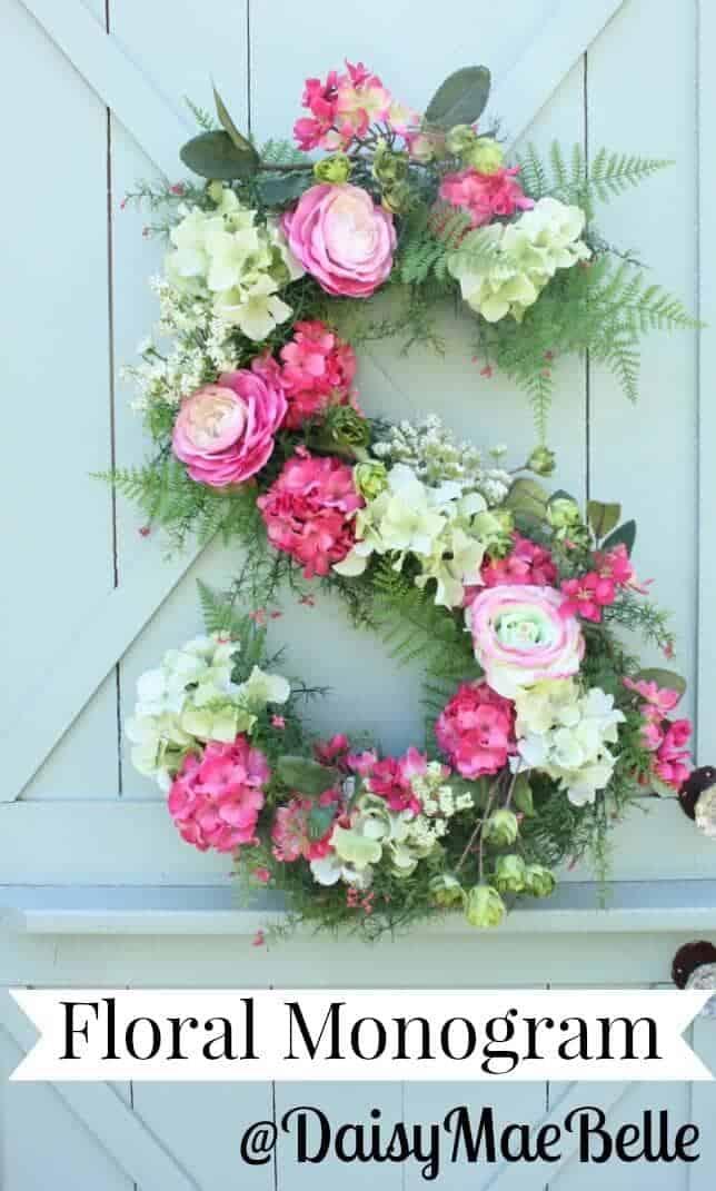 Welcome Spring: 17 Amazing DIY Wreath Ideas