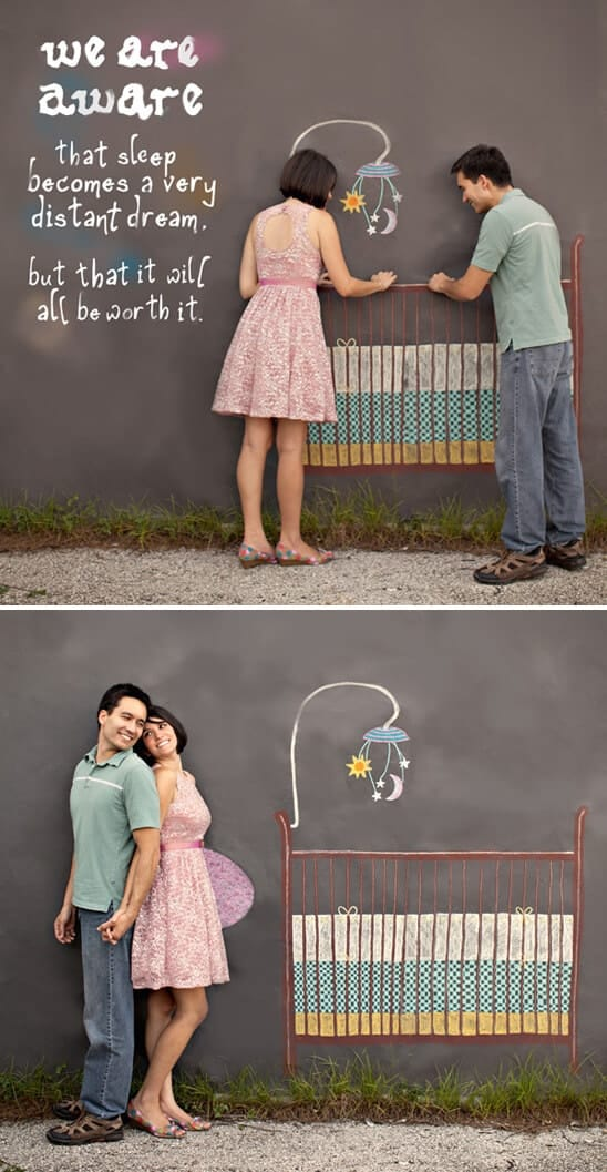 50 Creative Ways To Announce Youre Pregnant I Heart