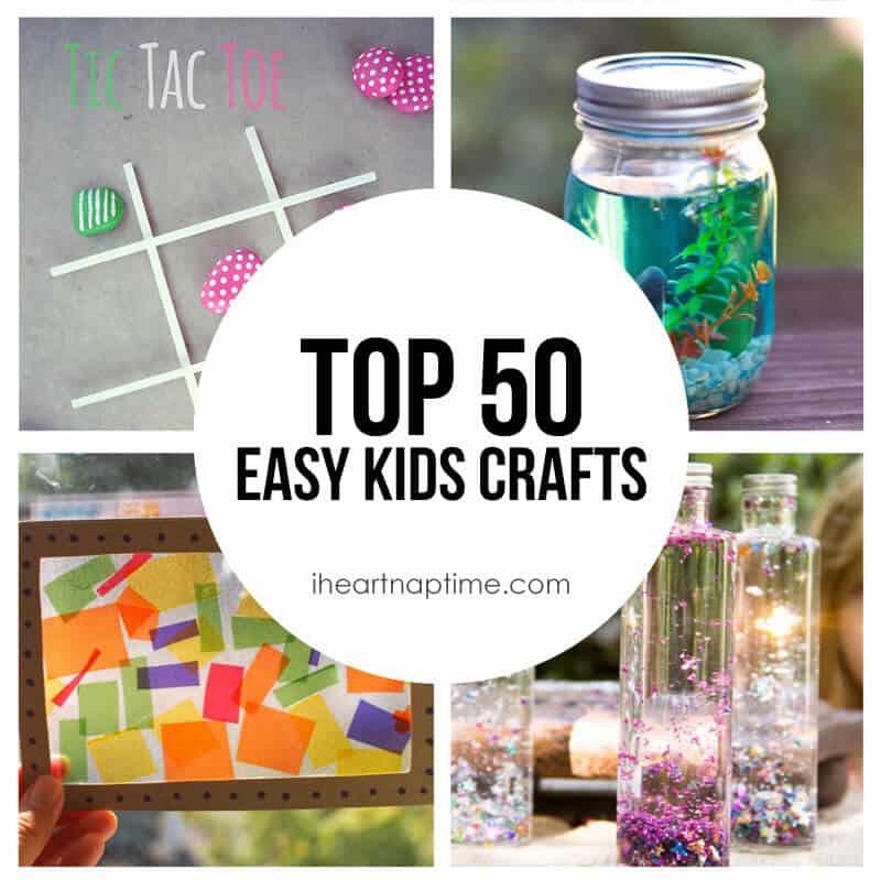 50 fun easy kids