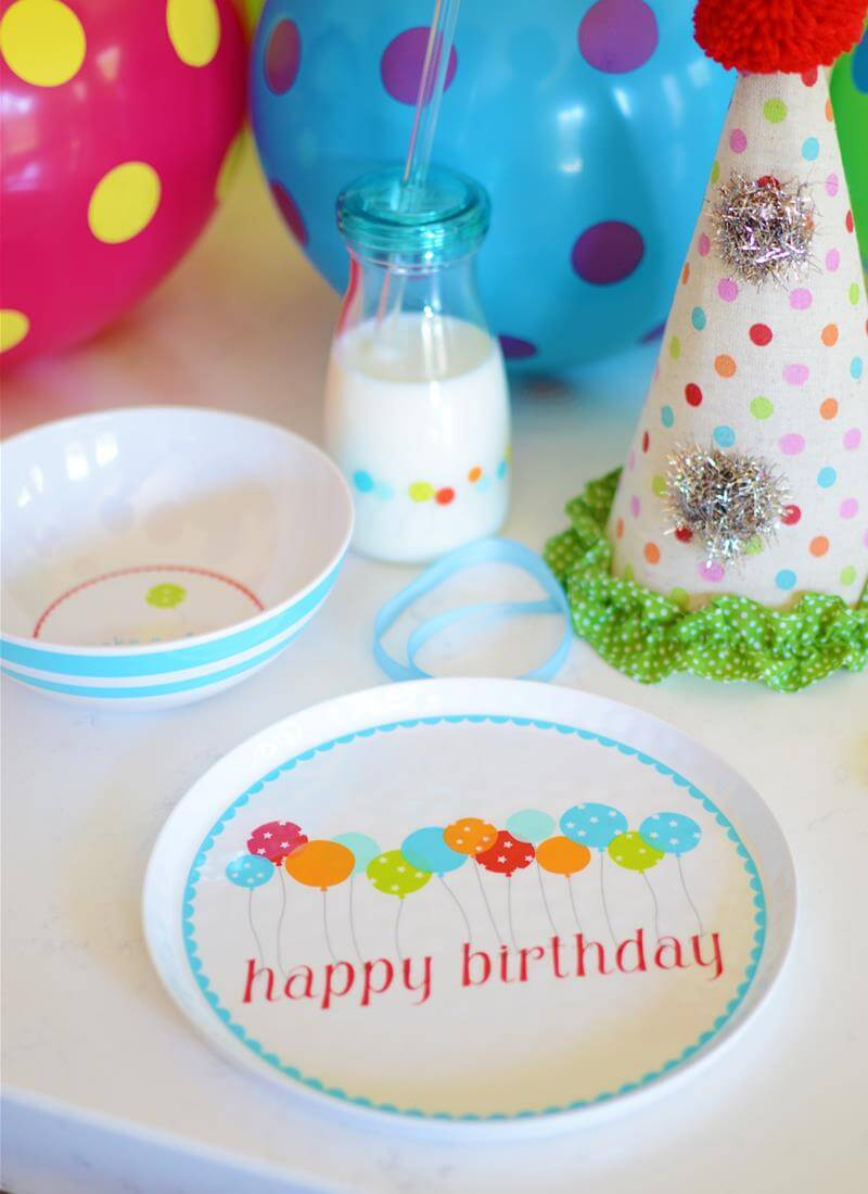 Kids Surprise Birthday Breakfast  I Heart Nap Time