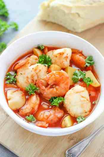 Simple Slow Cooker Seafood Meals