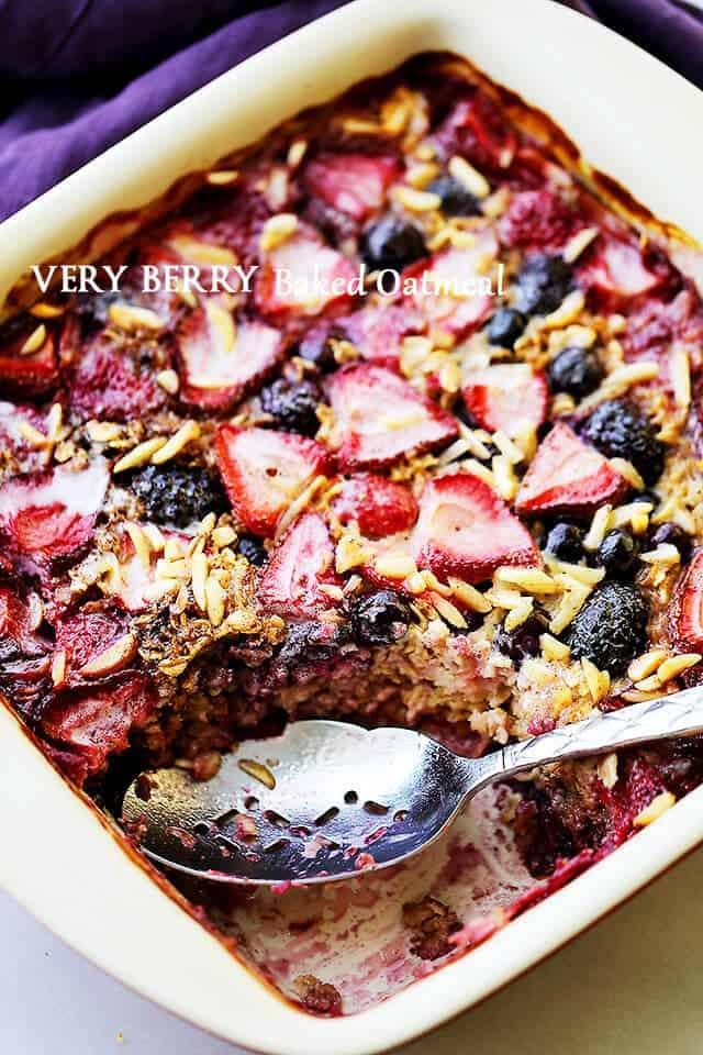 15 Tasty Summer Berry Brunch Recipes