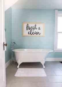 Fixer Upper Bathroom Paint Colors