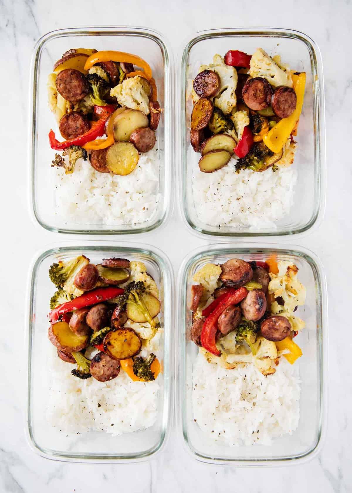 25 Meal Prep Ideas Free Printables