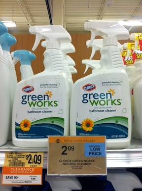 green works publix Great Deals On Green Works Cleaners At Publix